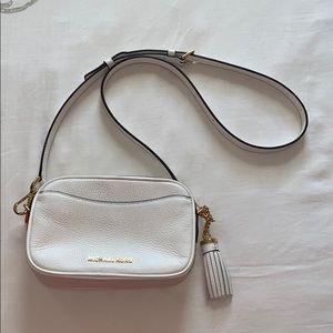 Michael Kors pebbled leather convertible belt bag